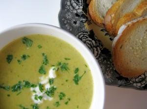 Zuppa di Zucchini
