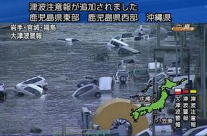 Japanese earthquake and tsunami