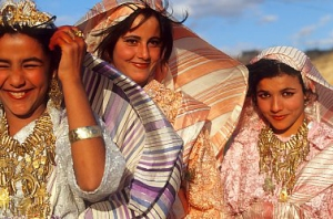 Libyan girls