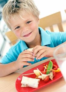 Kid Food Critic
